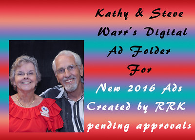 Member Ads from Kathy Warr