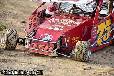 Snydersville Raceway 10.07.17