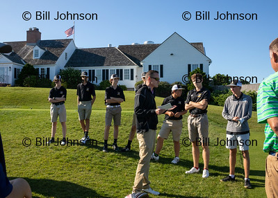Nauset Boys Golf 2019-2020