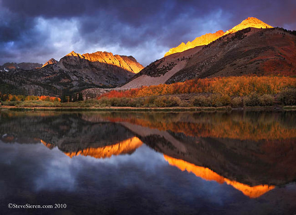 Storm Light of Autumn