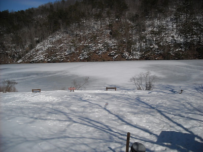 Tazewell County Snow 2010