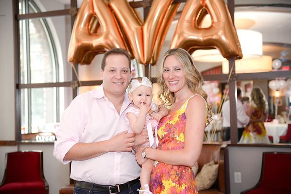 Ava 1st Birthday