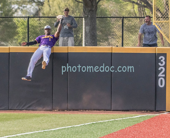 ECU vs USF Baseball 4 15 18