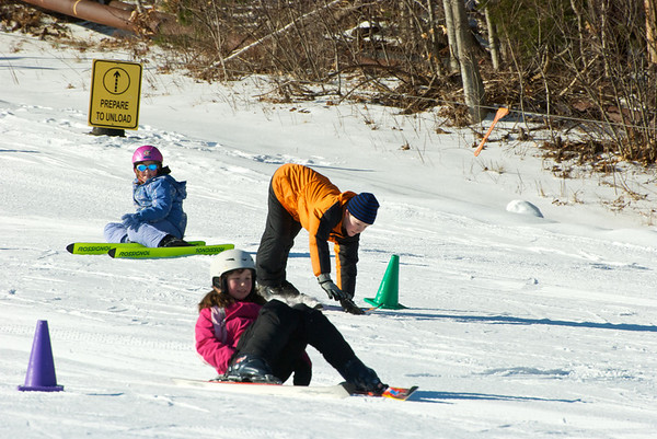 2009 Skiing Lessons