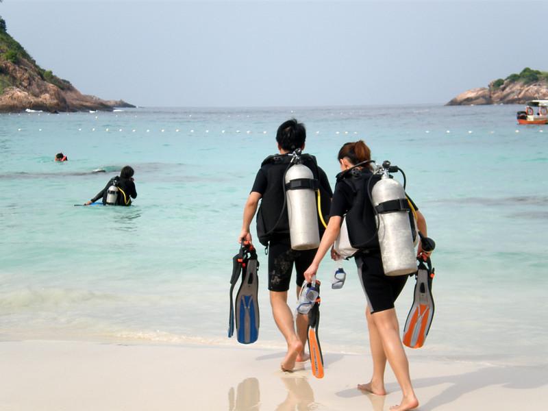 [20080515] Will & Bee Scuba Diving @ Redang (20).JPG