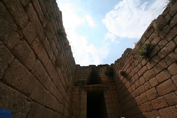 Clytemnestra's Tomb - 7/4/2009