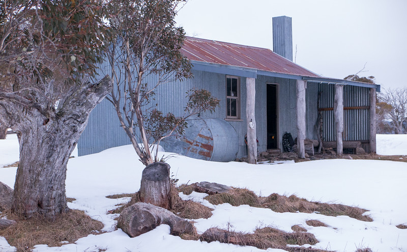 Mackays Hut