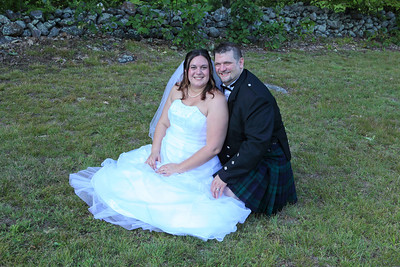 Trisha & James Wedding 2011