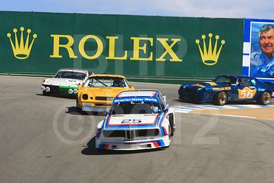 2012 RMMR Sat Group 6A Rolex Monterey Motorsport Reunion Race Group 6A