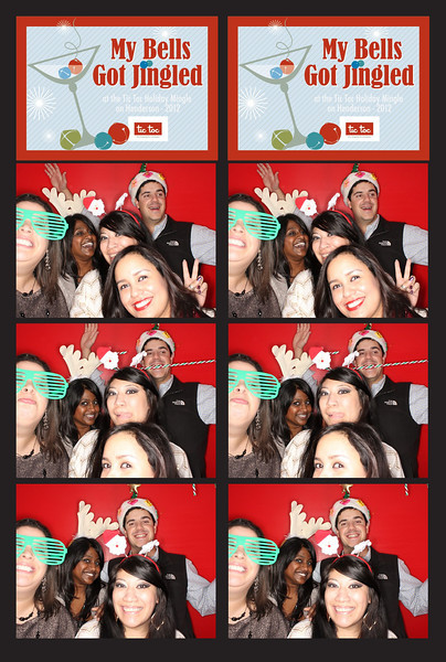 TicToc Christmas Party