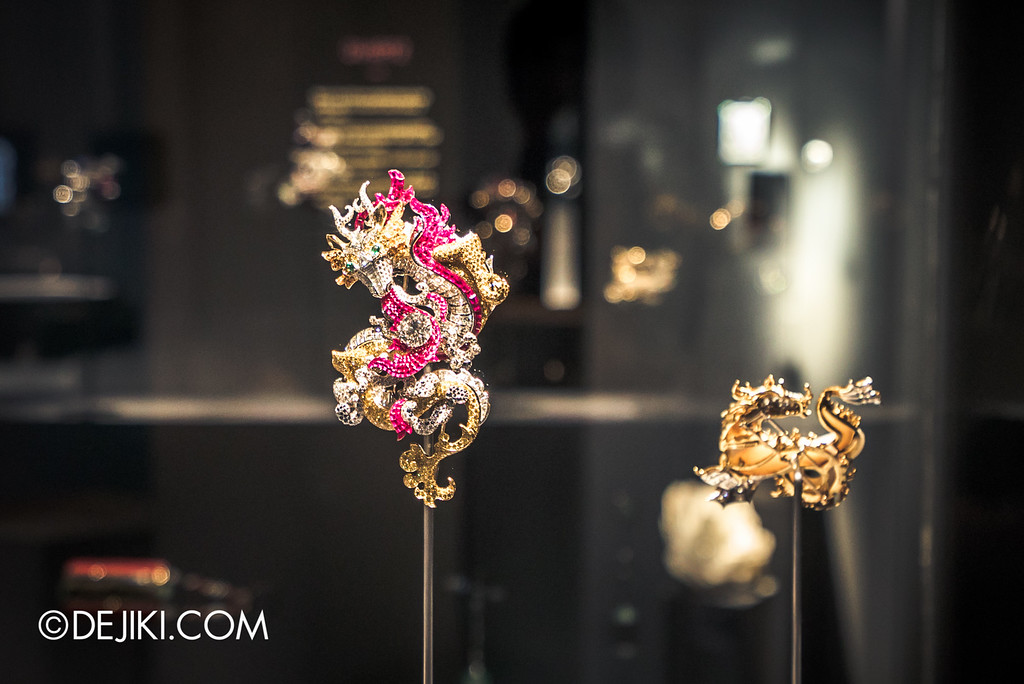Van Cleef & Arpels: The Art and Science of Gems / Dragons