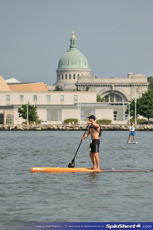 2014 East of Maui & Eastport YC Chesapeake SUP Challenge