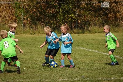 Belle-Clair Soccer League 9-27-14