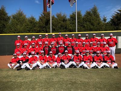 2017-18 Baseball Team