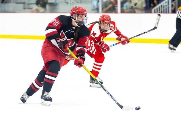 Women's Ice Hockey: Maryville vs Miami (OH)