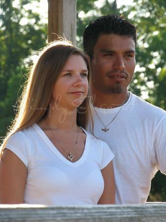 Michelle and Tito