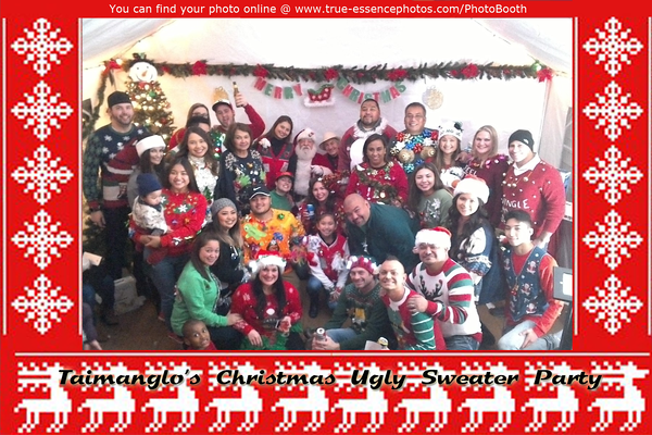 Ugly Sweater Party 2016