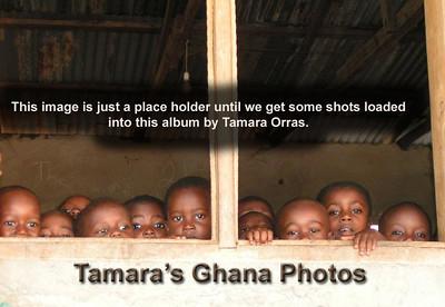 Tamara's Ghana Photos