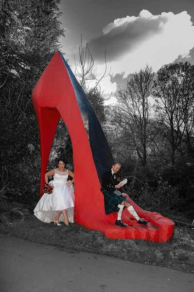 Mike & Rachel Hillis Wedding