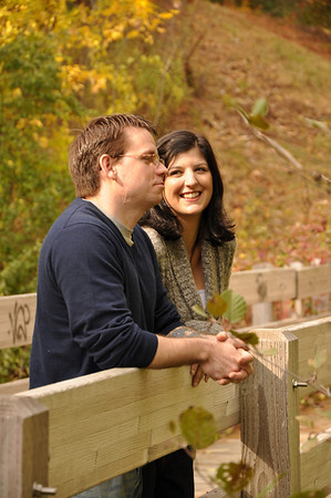 Shannon and Justin - Engagement Shoot