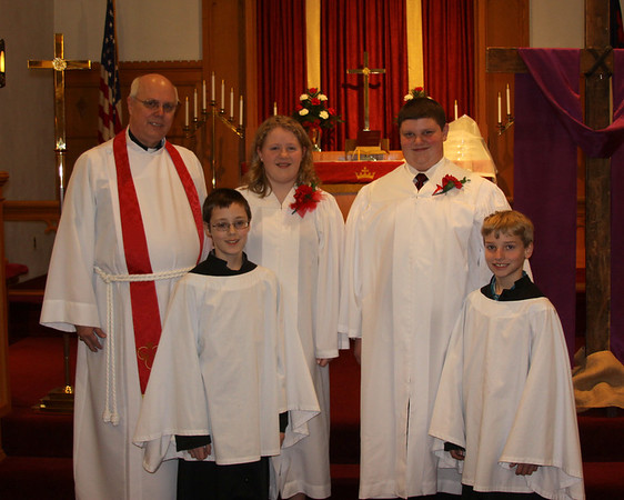 2013 St Paul's Confirmation