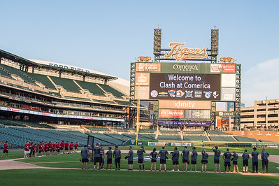2016 Clash at Comerica - Chevy / Sales Ops