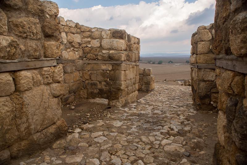 Megiddo City Gate
