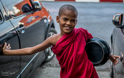 Yangon - Streetlife