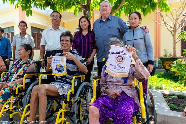 Day Three: Vu Hoa Parish, Societies of Apostolic Life, Hiep Duc Parish, and Phan Thiet Bishop's House