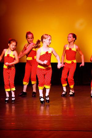 Dance Center Recital 6/1/08 Level II Tap