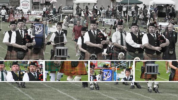 The 2010 Crieff Highland Gathering
