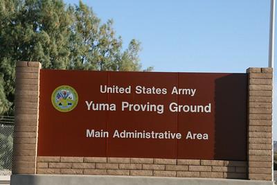 Yuma Proving Ground Heritage Center