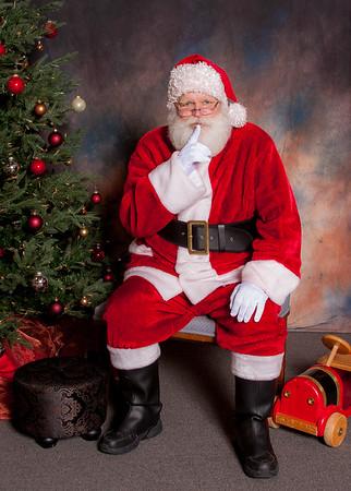 Howard S. Wright Santa December 7, 2017