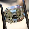 4.71ct Antique Asscher Cut Diamond GIA WX VS2 29