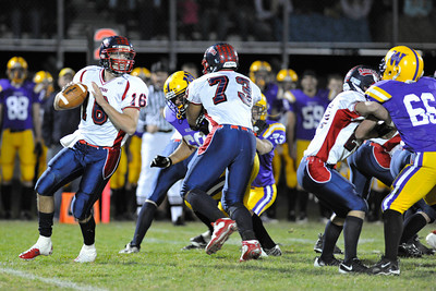 2010 Orono Varsity Football vs. Waconia