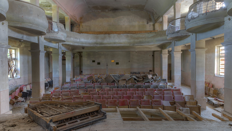 Urbex - City Theater (BG)