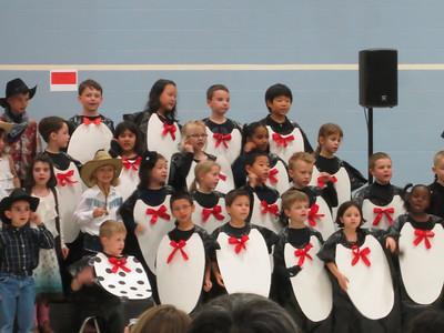 1st Grade Music Program