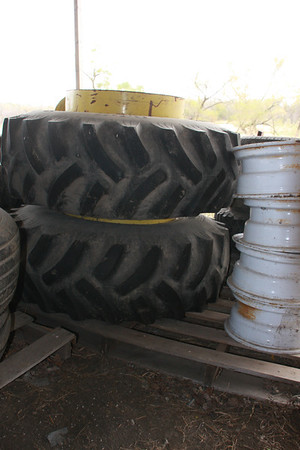 14.9-24 R1 Tires and or duals for sale $1250.00