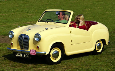 AUSTIN A30/A35  ( THE PEANUT )