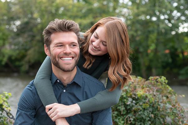Nicole & Eric Engagement Session