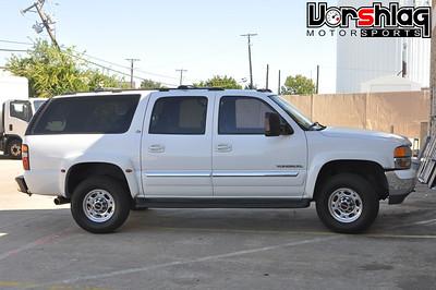Jason McCall 2003 GMC Yukon XL 6.0L