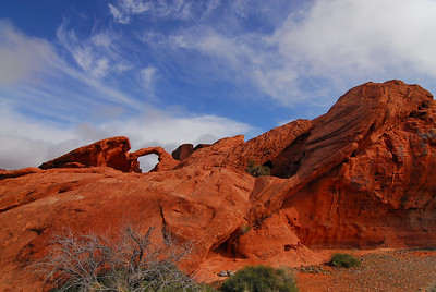 Valley of Fire State Park, Nevada - February 2011