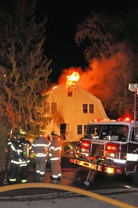 Ross Township residential structure fire Laurel Gardens
