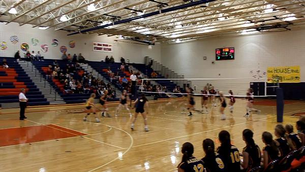 Volleyball: Broad Run vs. Loudoun County Special Playoff - Dan Sousa