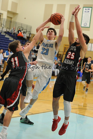 Corvallis vs. South Albany Boys HS Basketball