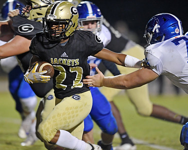 Greer Hosts Pickens November 9, 2018