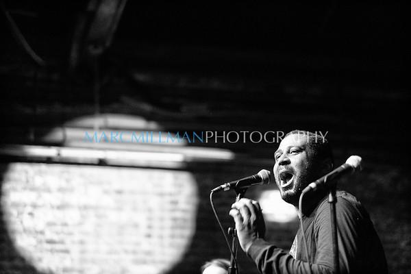 Glen David Andrews @ Brooklyn Bowl (Mon 2/12/18)