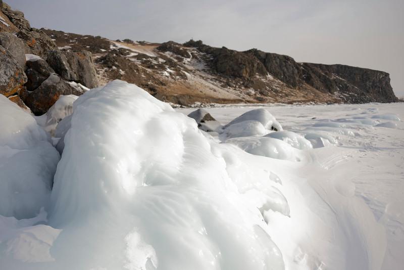 Zamagoj Island, Maloe More, Lake Baikal