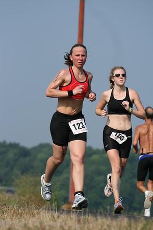 2008 Tellico Sprint Triathlon - Run