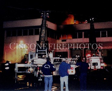 New Haven Fires 2000